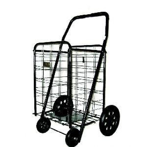 American Trading House, Inc. H1001XL-Heavy Duty Shopping Cart in Black