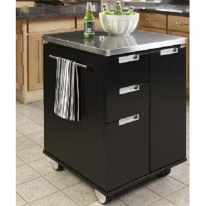 Home Styles 5065-95 Modern Kitchen Cart