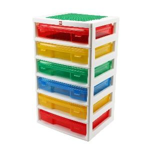 IRIS LEGO 6 Case Workstation and Storage Unit
