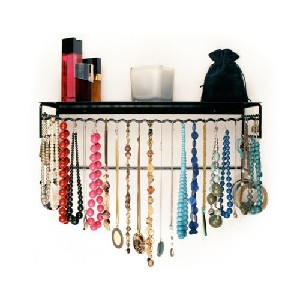 Wire Jewelry and Accessories Rack