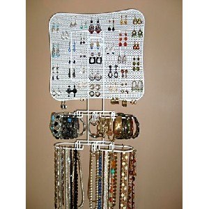 Jewelry Wall Valet