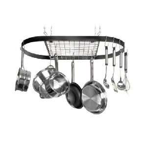 Kinetic Classicor Wrought-Iron Oval Pot Rack