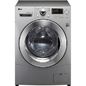 LG WM3455HS 24 Front Load Compact Washer/Dryer Combo , 2.7 Cu. Ft.