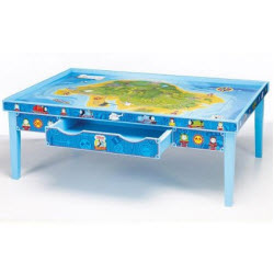 Learning Curve Thomas and Friends Train Table with Drawer
