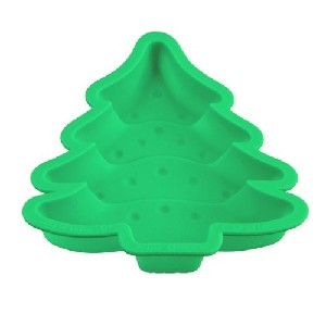 Lekue Silicone Christmas Tree Cake Pan