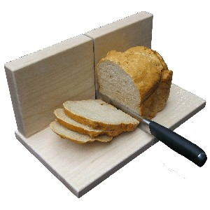 maple wood bread slicer classic