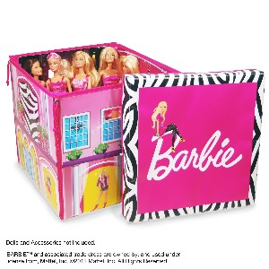 Neat Oh Barbie ZipBin Dream House Toybox