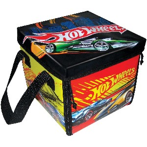 Neat Oh Hot Wheels ZipBin Collector Case