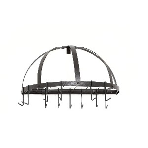 Old Dutch Half Round Pot Rack