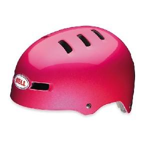 Pink Bell Faction Multi Sport Helmet