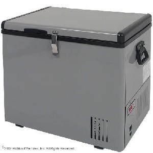 43 Qt Portable Compact Refrigerator Freezer