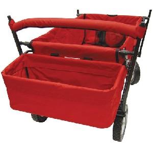 Red Folding Wagon