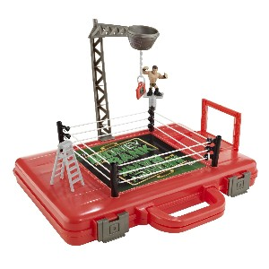 Rumblers Money in the Bank Carrying Case and Playset