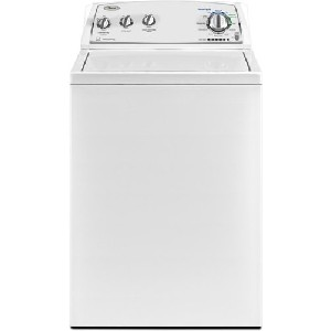Thin Whirlpool WTW4850XQ 27 Top-Load Washer 3.4 cu. ft. Capacity