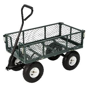 Tricam Farm Ranch Steel Utility Cart