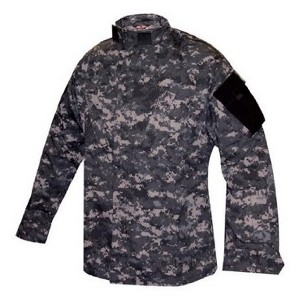 Tru Spec Digital Subdued Ripstop Camo Jacket