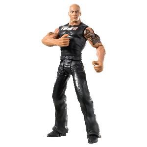 FlexForce Hook Throwin The Rock Action Figure
