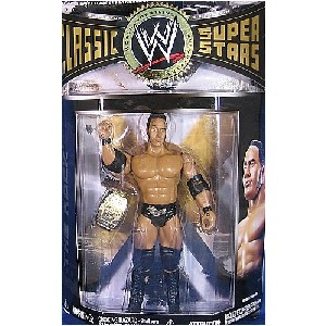 Wrestling Classic Superstars Series 19 Action Figure The Rock
