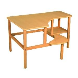 Wild Zoo Furniture Childs Wooden Computer Desk